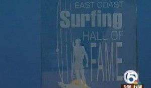 Palm Beach County Orthodontist joins dad in surfing Hall of Fame
