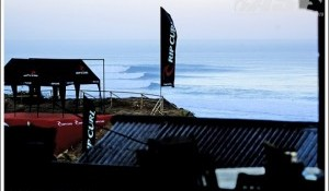 Rip Curl Pro Search Round 1 is ON with Epic Surf 'Somewhere' in Indo