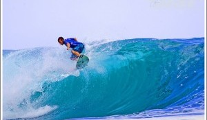 Rip Curl Pro Search Round 2 ON at Primary Venue 'Somewhere' in Indo