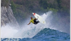 Rip Curl Pro Search Round 2 Back ON at Primary Venue 'Somewhere' in Indonesia