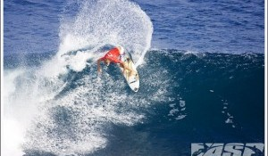 Round 3 of Rip Curl Pro Search ON at Primary Venue 'Somewhere' in Indo