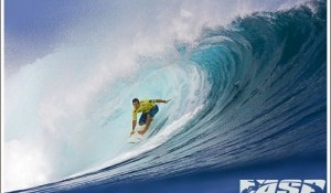 Rookie Pires Bests ASP Ratings Leader Slater in Rip Curl Pro Search Round 3