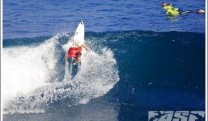 Rip Curl Pro Search Round 4 ON at Primary Venue 'Somewhere' in Indonesia
