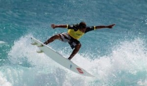 The Barbados Junior Surfing Club completes Event 2 of the BJSC Burkie Junior Surf Series sponsored by Tile Gallery
