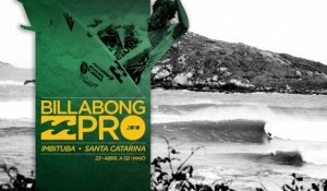 Billabong in for Santa Catarina