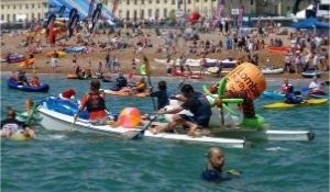 Paddle Round The Pier 2010