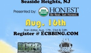 BODYBOARDING FOR A CAUSE! CHARITY BEACH FEST, PRESENTED BY HONEST TEA To be held August 16th at Casino Pier in Seaside Heights, NJ
