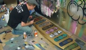 DRAWING BOARDS CUTTING EDGE SURFBOARD ART FOR SURFERS AGAINST SEWAGE