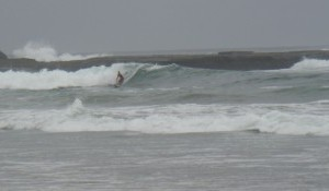 Killer Waves in Ayampe, Ecuador along with an amazing Surf, Spanish and Yoga School Otra Ola