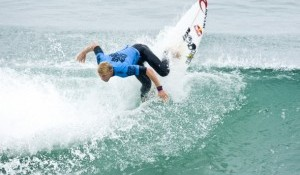 Mick Fanning places equal 3rd