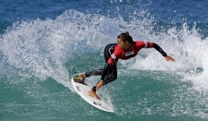 Stevic wins Blue Kiss Pro Junior