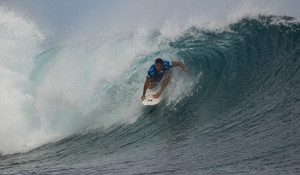 Young Blood is Up at the Fiji Pro