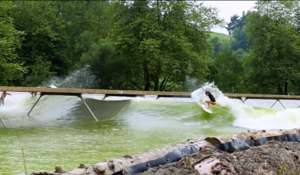 Wavegarden Invasion by Laura and co....