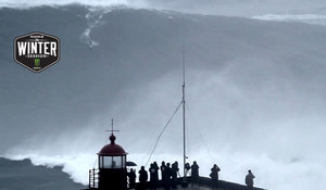 Carlos Burle : Nazare : The Winter Session