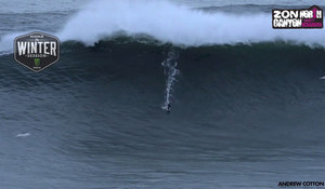 Andrew Cotton : Nazare : The Winter Session