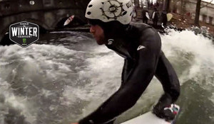 Michi Mohr : Eisbach : The Winter Session
