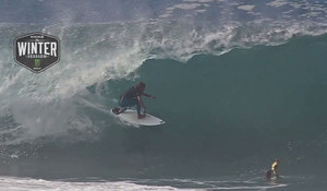 Nic von Rupp : Nazare : The Winter Session