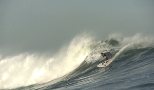 Robben Island Surf on Mandela's Birthday