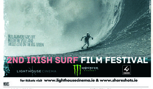 Shore Shots Irish Surf Film Festival