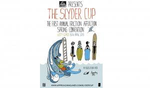 The Slyder Cup - The UK's Finless First