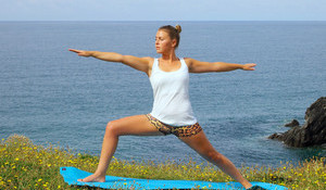 Release Your Hips, 3 Yoga Poses to Loosen Surfers Up