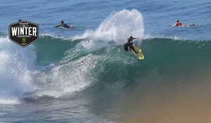 Parker Coffin : Ericeira : The Winter Session