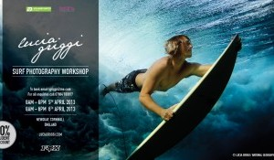 Surf Photography Workshops with Lucia