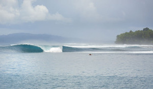 Sumatra's Bay of Plenty