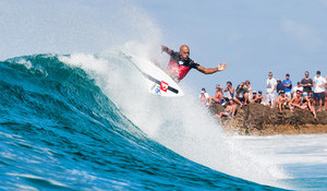 Kelly Leaves Quiksilver in Surprise Announcement