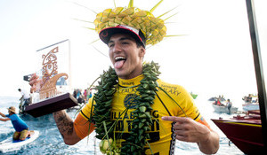Gabriel Medina Takes Out the Billabong Pro Tahiti