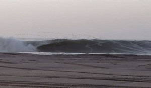Freakishly Long Barrels in Namibia