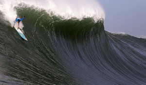 Peaking: Peter Mel and Mavericks