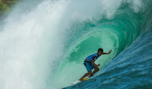 Padang Trials Held in Pumping Surf