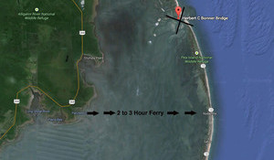 Hatteras Island Effectively Locals Only