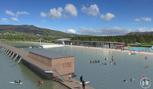 Snowdonia Wavegarden Planning Permission Granted