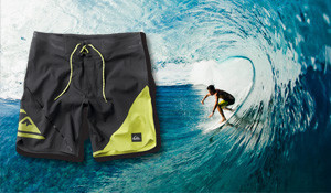 Product Focus: Quiksilver AG 47 Boardshorts