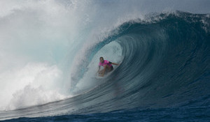 One Giant Leap for Women's Surfing
