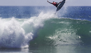 Mid-Point Meander Through Hurley Pro at Trestles