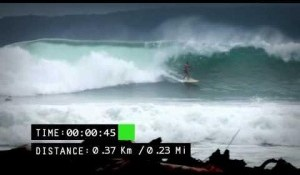 Surfing the Distance