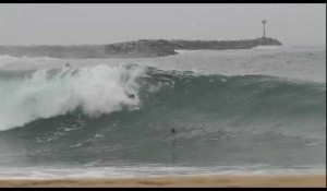 Wedge Bodysurfing